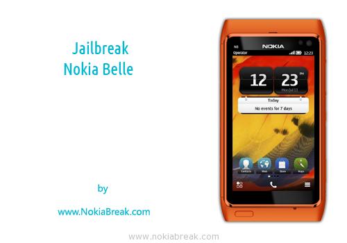Jailbreak Nokia Belle