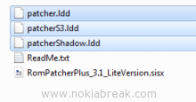 Rom Patcher Plus 3.1 LiteVersion files