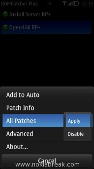 All Patches Apply