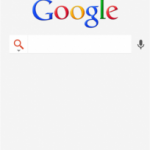 Google Search App for Windows Phone