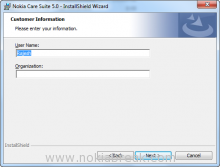 Nokia Care Customer Information