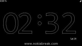 Alarm Clock Screensaver