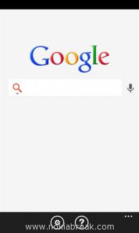 Google For Windows Phone