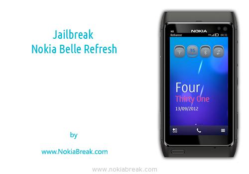 Jailbreak Nokia Belle Refresh