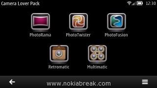 Camera Lover Pack