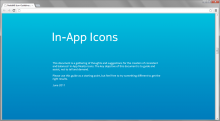 Nokia N9 Icon Guidelines