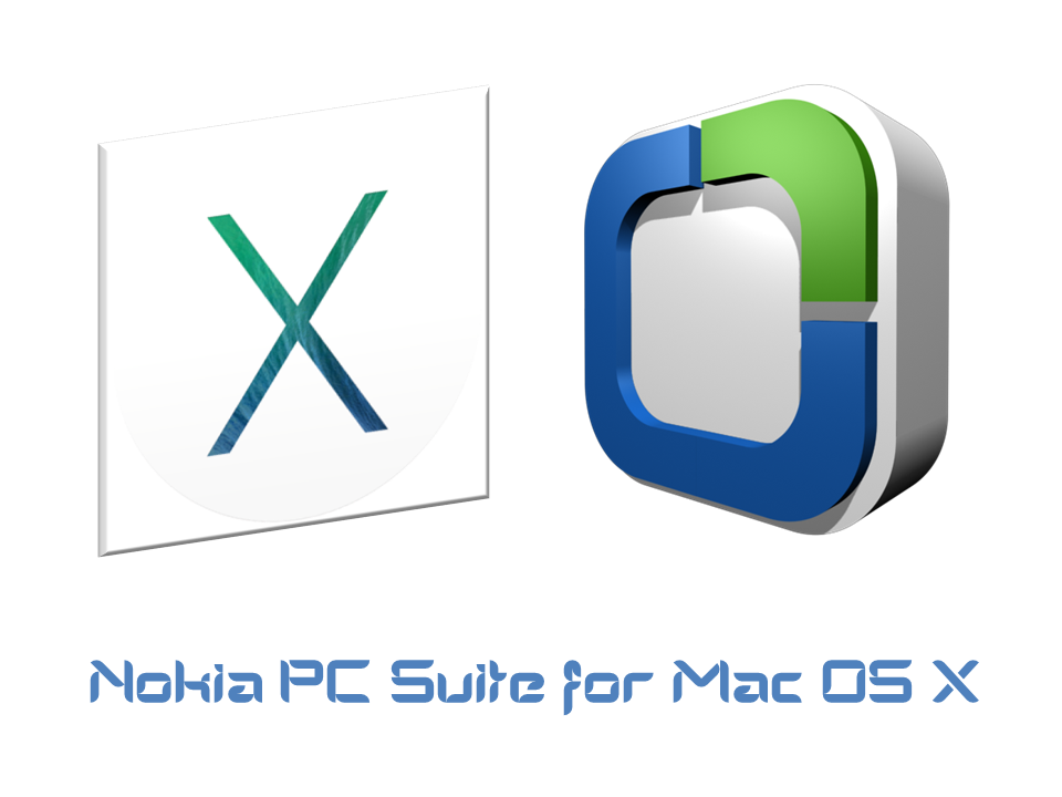 PC suite for MAC