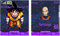 dragon ball z nokia 2690 theme