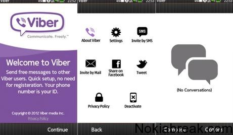 Viber for nokia e5