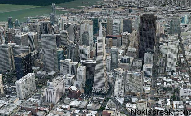 Nokia 3D Maps